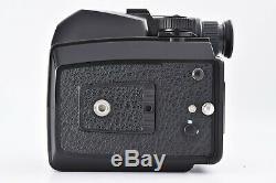 Mint Pentax 645N Medium Format SLR Film Camera SMC-FA 45-85mm Lens From Japan