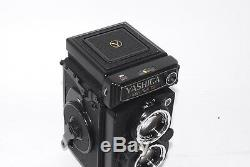 Mint in Box Yashica MAT 124 G Medium Format TLR Film Camera with 80mm lens kit