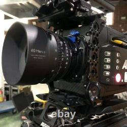 Modified Leica Macro-Elmarit 60mm T2.8 Lens To PL Mount Sony Canon Movie Camera