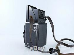 Mpp Microcord II 120 Film 6x6 Medium Format Tlr Camera Ross Xpres F3.5 Lens