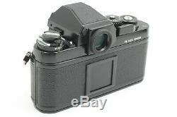 NEAR MINTNIKON F3 EYELEVEL 35mm SLR MF FILM Camera with50mm f1.8 LENS Japan #103