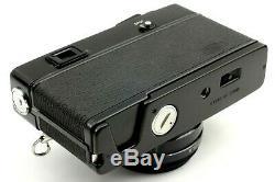NEAR MINTOLYMPUS 35 SP Black Rangefinder Film Camera With G. Zuiko 42mm F1.7 Lens