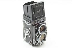 NEAR MINTRollei Rolleiflex 2.8F TLR Film Camera Planar 80mm F/2.8 Lens JAPAN