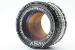 NEAR MINT+3Nikon FM3A Black SLR + Ai-s 50mm f/1.4 Lens + Strap From Japan 616