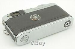NEAR MINT CANON P 35mm Rangefinder Camera with 50mm f/1.2 L39 Lens from JAPAN