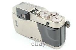 NEAR MINT CONTAX G1 Green Label with Carl Zeiss Planar 45mm F2 Lens From JAPAN