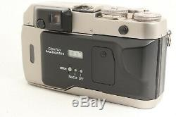 NEAR MINT CONTAX G1 with GD-1 + Carl Zeiss Biogon T 28mm f/2.8 Lens from JAPAN