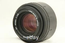 NEAR MINT MAMIYA 645 AFD Medium Format Camera + AF 80mm f/2.8 Lens from JAPAN