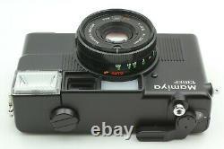 NEAR MINT Mamiya 135EF 35mm Film Mamiya-Sekor f2.8 38mm Lens From JAPAN