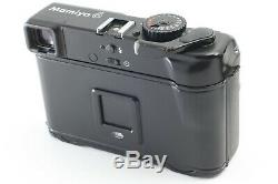 NEAR MINT New Mamiya 6 MF Camera + G 50mm 75mm 150mm Ciose up Lens JAPAN #1708