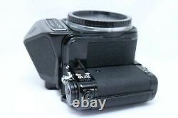 NEAR MINT PENTAX 6x7 67 Eye Level Finder with SMC TAKUMAR 105mm f/2.4 Lens #0404