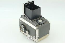 NEAR MINT Zenza Bronica C Body 6x6 with Nikkor-P 75mm f2.8 Lens From JAPAN 490