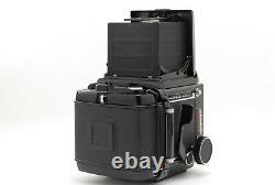 NEAR MINT in Bag Mamiya RB67 Pro Body + Sekor 127mm F3.8 Lens from JAPAN B86