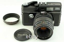 NEAR MINT with Hood Fujica Fujifilm GM670 Pro + FUJINON S 100mm f/3.5 Lens Japan
