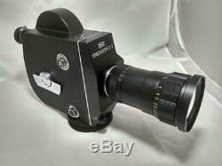 NEW! KRASNOGORSK-3 16mm Movie Cine Camera Meteor-5-1 17-69mm f1.9 Lens