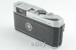 NMINTwithCaseCanon P 35mm Rangefinder Film Camera With 50mm F/1.4 Lens From Japan
