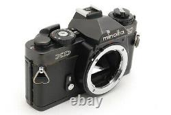 NM IN BOX MINOLTA XD 50TH ANNIVERSARY BODY With MD ROKKOR 50MM F1.7 LENS SET