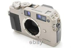 N MINTContax G1 Rangefinder Film Camera with 45mm f/2 Lens From JAPAN