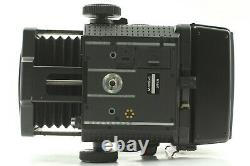 N MINTMAMIYA RZ67 Pro Sekor Z 110mm f/2.8 W Lens 120 Filmback from JAPAN #700