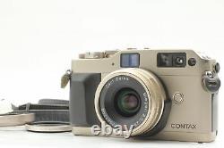 N MINT Contax G1 Green Label Rangefinder Biogon 28mm f2.8 Lens From JAPAN b117