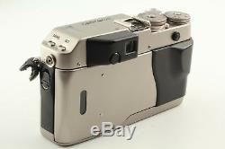 N. MINT+Contax G1 Rangefinder Camera, Carl Zeiss Planar 45mm Lens from JAPAN#D24