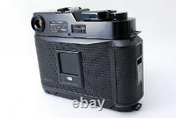 N MINT-Fuji Fujica GS645 Pro 6x4.5 Medium Format & 75mm f3.4 Lens JAPAN 1234