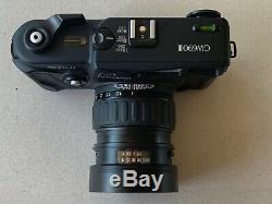 N MINT Fuji GW690III Medium Format Rangefinder Film Camera + 90mm lens