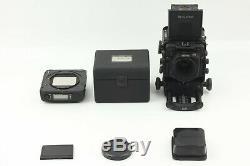 N MINT- Fujifilm GX680 III + GX M 125mm f/5.6 Lens 120 Back lll N from JAPAN