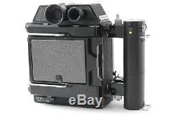N MINT Horseman 985 Rangefinder with TOPCOR 10.5cm f3.5 &150mm f5.6 Lens #1349