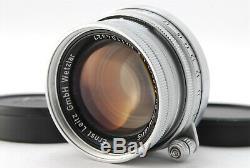 N MINT Leica summicron L L39 LTM 50mm F/2 Camera Lens From JAPAN
