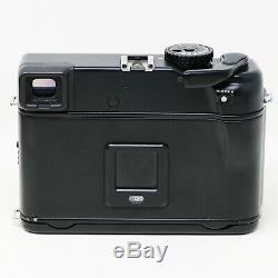 N-MINT MAMIYA 7 II Black 3 Lens SET 65mm 150mm 210mm Medium format film camera