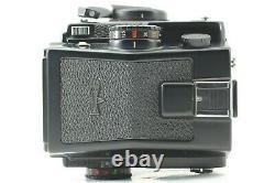N MINT- Mamiya M645 1000S Medium Format + Sekor C 80mm f/1.9 Lens JAPAN #413