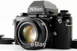 N. MINT Nikon F3 HP SLR 35mm Film Camera with Ai 50mm F/1.4 Lens From JAPAN #s175
