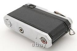 N MINT+++Nikon S3 Rangefinder Nikkor H 50mm 5cm f/2 Lens From JAPAN