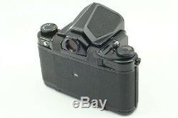 N MINT Pentax 67 Late Model Eye Level Camera SMC P 75mm f/4.5 Lens From JAPAN