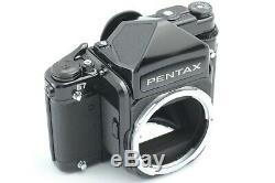 N MINT+++ Pentax 67 TTL Mirror Up Late Model with T 105mm f/2.4 Lens from JAPAN
