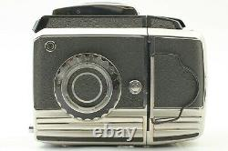N. MINT Zenza Bronica S2 Medium Format + Lens As-is P 75mm f/2.8 from JAPAN