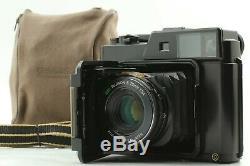 N. Mint Fuji Fujifilm GS645 Pro 6x4.5 Film Camera with 75mm f3.4 Lens from JAPAN