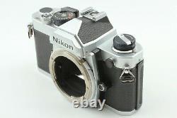 N. Mint Nikon FM 35mm SLR Camera with Nikkor Ai 50mm f/1.8 Lens From JAPAN #305