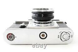 N. Mint Nikon S3 Rangefinder Film Camera w 5cm 50mm f1.4 Lens From JAPAN 745574
