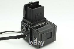 N-Mint Zenza Bronica ETR Film Camera + Zenzanon MC 75mm F/2.8 Lens from Japan