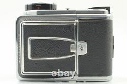 Near MINT Hasselblad 500C/M 500CM + C 80mm F2.8 T Lens + A12 II From JAPAN