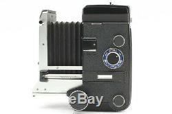 Near MINT MAMIYA C330 Pro TLR Film Camera + DS 105mm F/3.5 Blue Dot Lens JAPAN