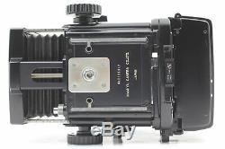Near MINT Mamiya RB67 Pro S + C 65mm F4.5 Lens Motorized Film Back Grip JAPAN