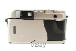 Near Mint Contax G1 35mm Rangefinder Film Camera Body withLens, Strap from Japan