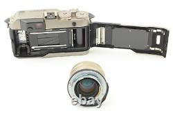 Near Mint Contax G1 Rangefinder Film Camera with 45mm f/2 Lens from Japan