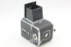 Near Mint HASSELBLAD 500C Late model Camera Planar 80mm f/2.8 Lens M12 JAPAN
