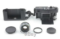 Near Mint Minolta Leitz CL Rangefinder M Rokkor 40mm F/2 Lens From JAPAN #1125