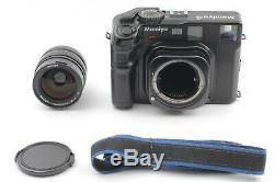 Near Mint New Mamiya six 6 Medium Format Film Camera with G 50mm F4 Lens