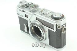 Near Mint+++ Nikon SP Rangefinder with Nikkor S C 5cm (50mm) F1.4 From JAPAN
